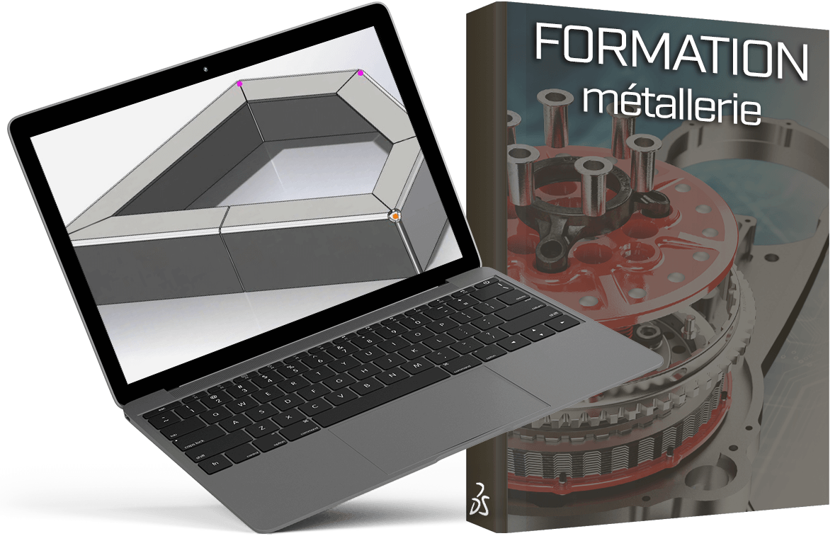 FORMATION METALLERIE SOLIDWORKS
