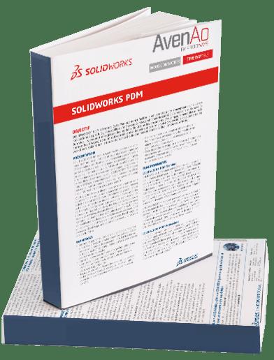 PDF fonctionnalites solidworks pdm