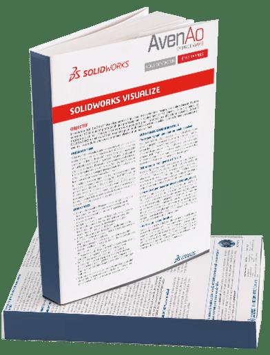 PDF fonctionnalités solidworks visualize