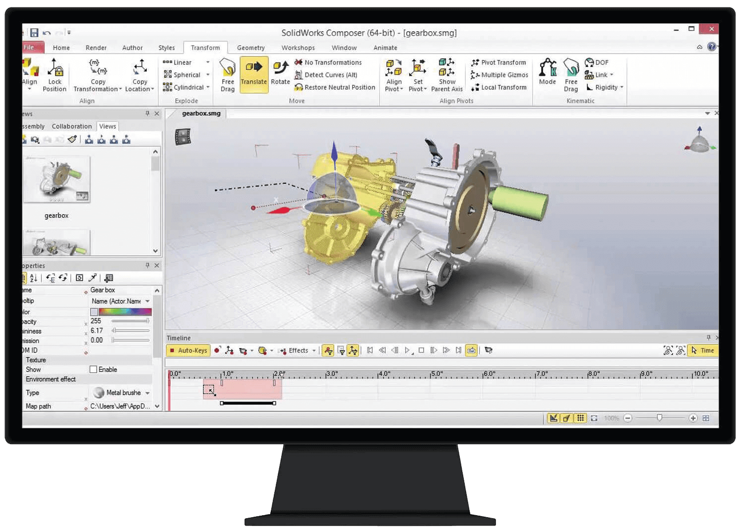 solidworks composer professional