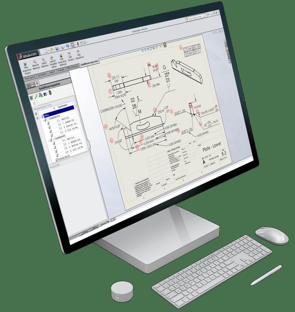 webinaire solidworks inspection