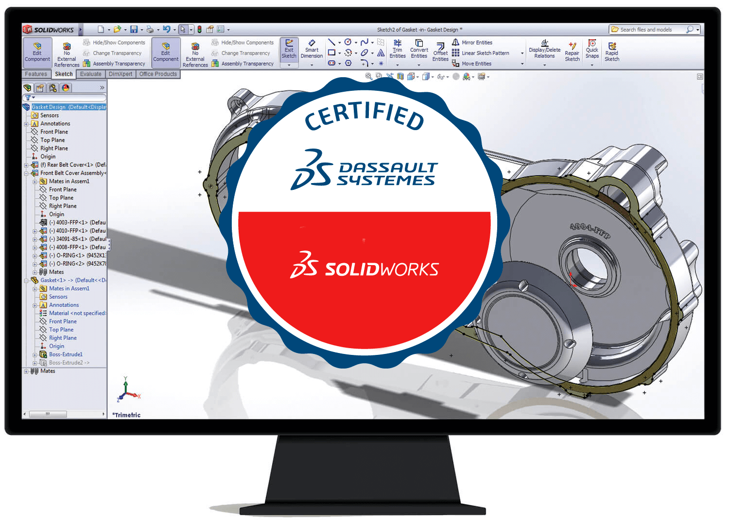 formation solidworks cao 3d