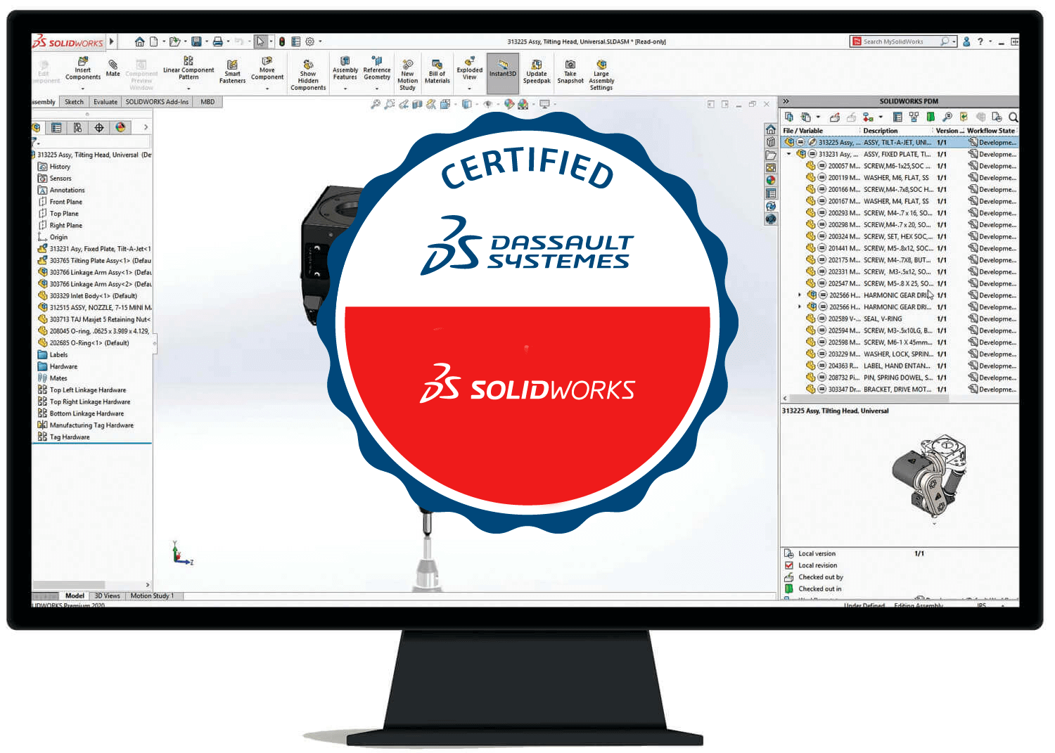 formation solidworks gestion des donnees