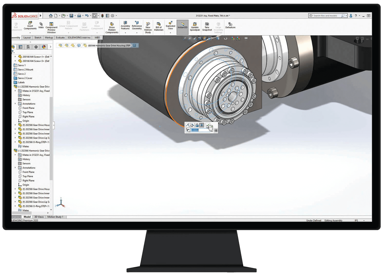 SolidWorks Standard