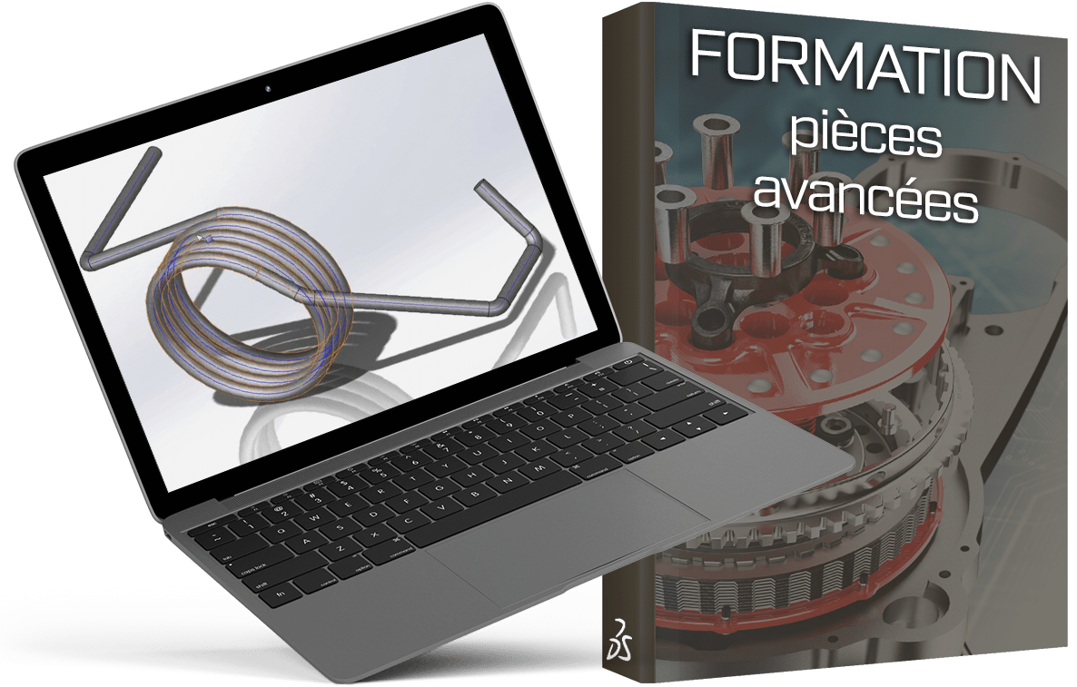 FORMATION PIECES AVANCEES SOLIDWORKS