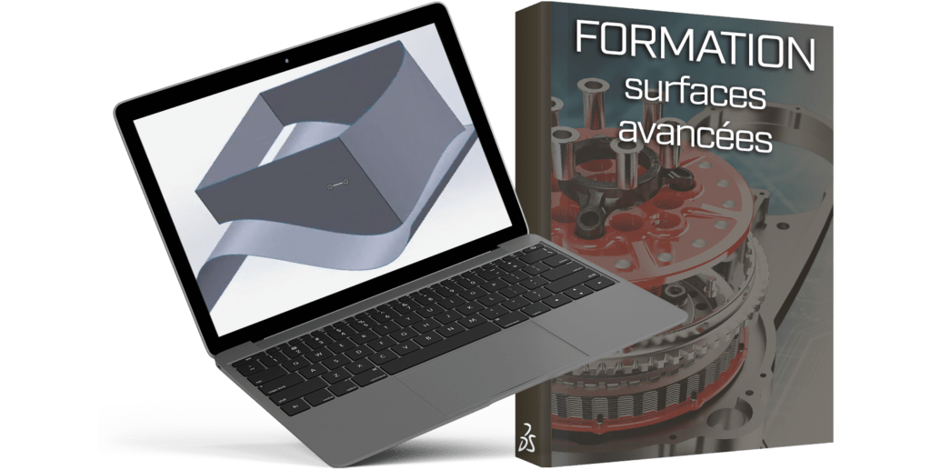 formation solidworks surfaces avancees