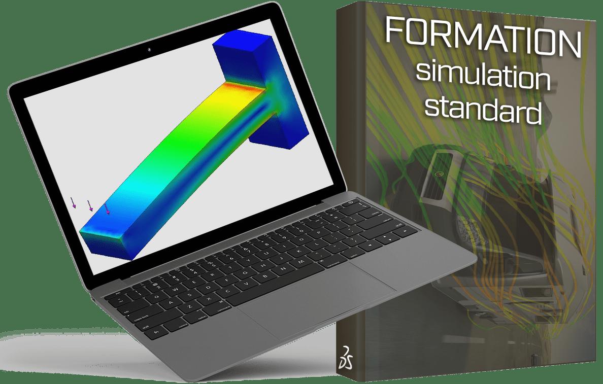 formation solidworks simulation standard