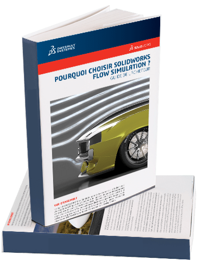 Ebook Pourquoi choisir SOLIDWORKS Flow Simulation