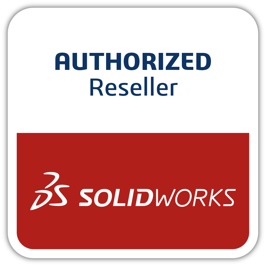 logo authorized reseller solidworks avenao