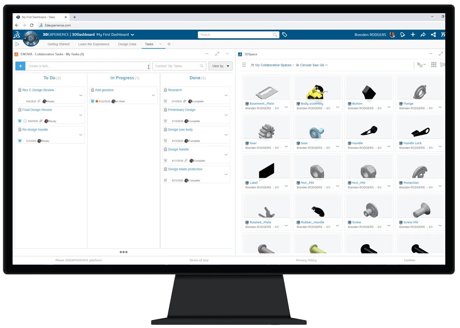 project planner solution