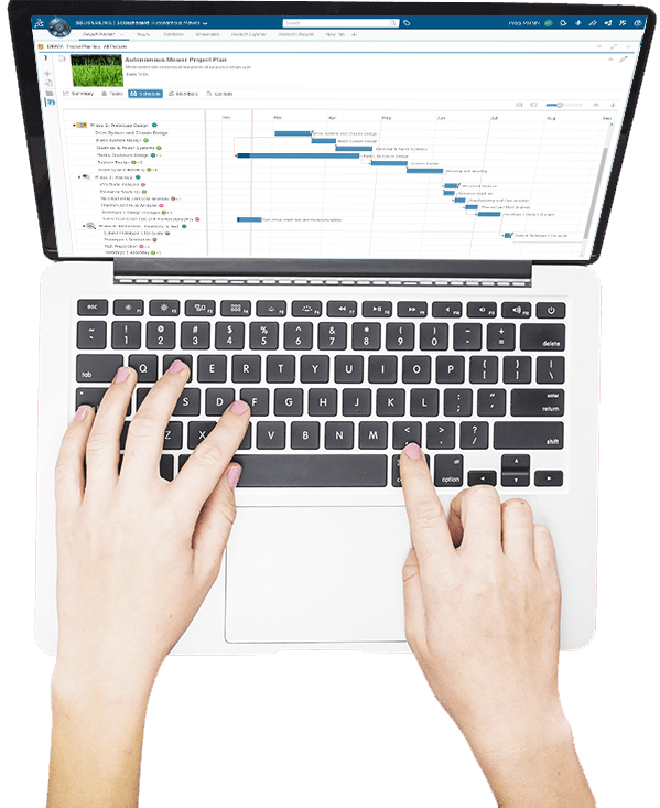 project planner fonctionnalites