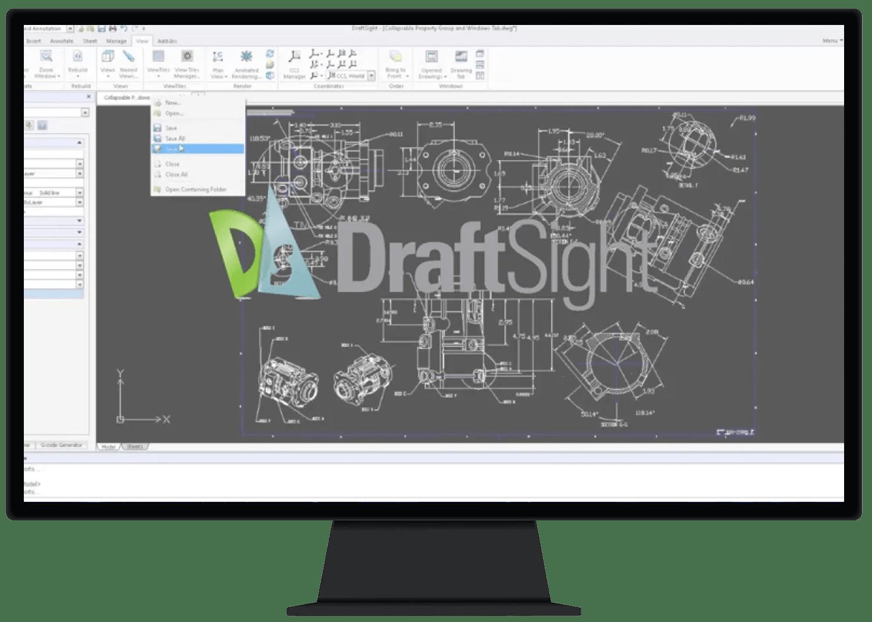3DEXPERIENCE DraftSight