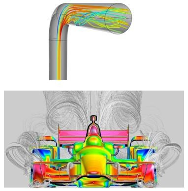 Ecoulement Flow Simulation